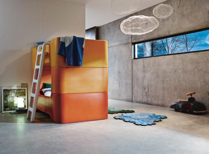 dark sofa tables pangkor oak futon bed bunky | magis