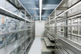Musea opslagsystemen Archeologisch Museum Augsburg