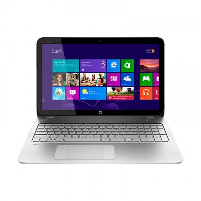 Laptop HP Envy 15 Q002LA Intel Core i7 4712HQ 2.3GHz. RAM 12GB. HDD 1TB. NVIDIA GTX 850M 4GB.15.6