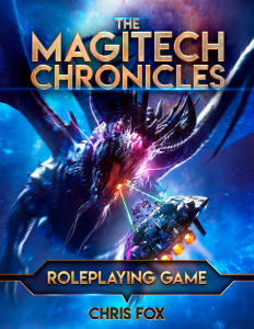 Magitech Chronicles Roleplaying Game