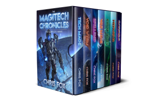 Magitech Chronicles Complete Series