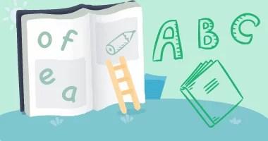 MagiWise heeft een taalmodule met apps om te leren spellen en lezen in het Nederlands.