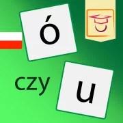 Naucz się zasad ortograficznych pisowni wyrazów z u i ó