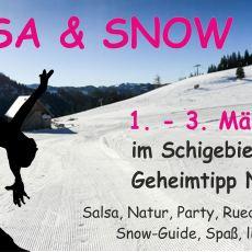 Salsa & Snow 2019 Frühbucherpreise nur mehr kurze Zeit