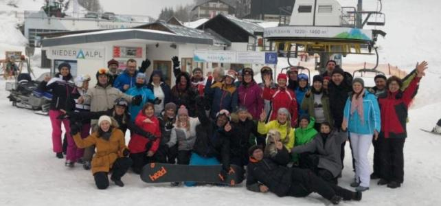 Salsa and Snow 2019 Gruppe
