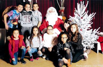 Juilly, Noël