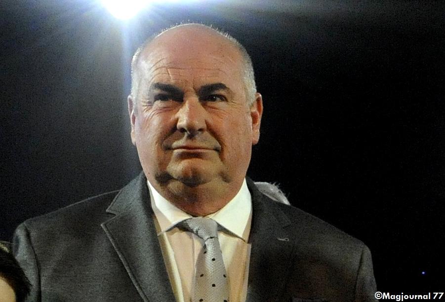 Décès de Jean-Jacques Barbaux, président du conseil départemental