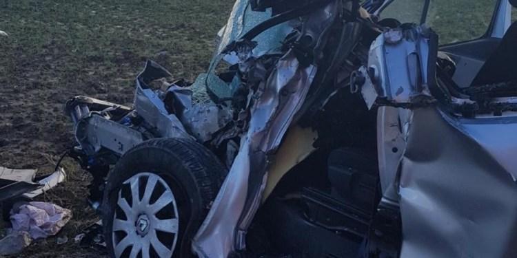 RN3, accident à hauteur de Fresnes-sur-Marne (1)