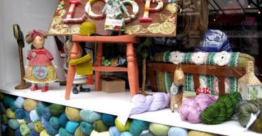 Loop, uno dei più famosi negozi ingles, anche on-line.