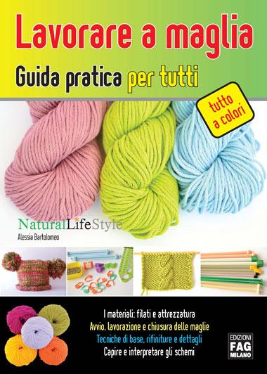 Maglia facile  Il kit fatto in casa! - Maglia e Uncinetto eb8ed88fb715