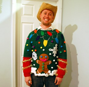 Melissa Mall Tacky Christmas Sweater