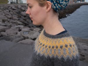 Maglione islandese di Ysolda