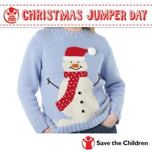 Il maglione di Natale per Save the Children