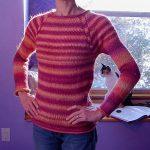 Super Birthday Sweater