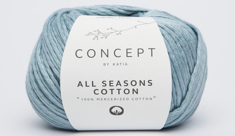 All Seasons Cotton Una Fettuccia Da Indossare Maglia E Uncinetto