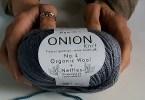 Onion N° 4: organic wool and nettle yarn è un filato di lana bio e ortica