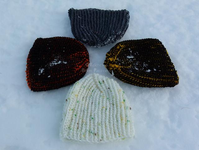 Natale Solidale Cappelli Per I Senzatetto Maglia E Uncinetto