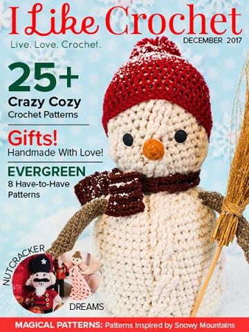 I Like Crochet Il Magazine Dedicato Alluncinetto Maglia E Uncinetto