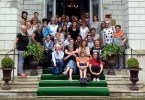 Raduno del gruppo Elizabeth Zimmermann all'italiana