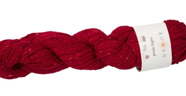 Lana Valley Tweed rossa
