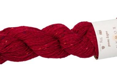 Lana Valley Tweed rossa