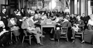Corso di maglia per la Prima guerra mondiale