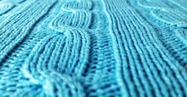 Cable Knit di Ryan Hide Le Trecce Lynne Watterson