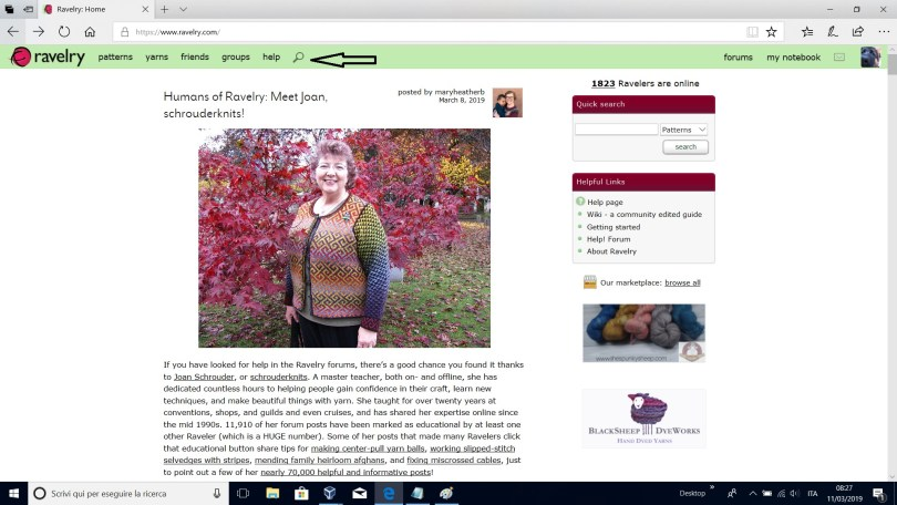 Raverly home page