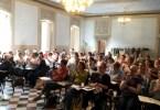 Il pubblico alle conferenze di Meg Swansen