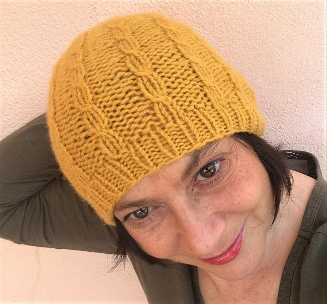 Treccioline, di Maria Modeo, è disponibile gratuitamente su Ravelry