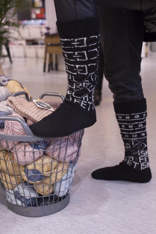 Tom of Finland, modelli a maglia, foto di Marjo von Bell