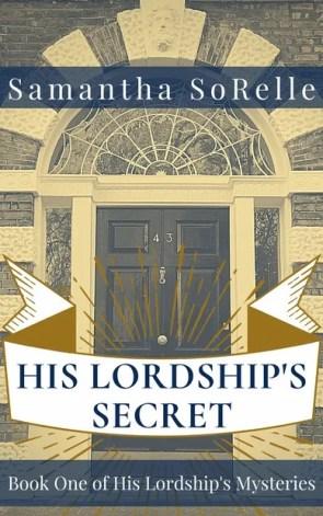 Copertina del libro His Lordship's Secret