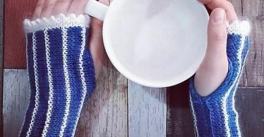 guanti ai ferri senza dita