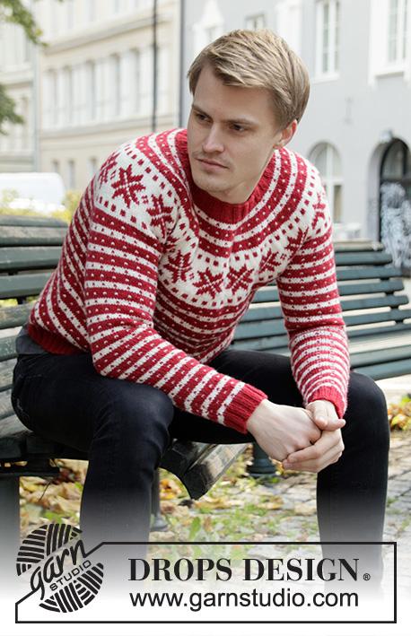 Maglione di Natale da uomo di Drops