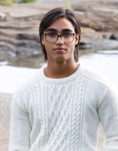Maglione Aran per uomo