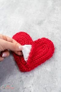 Crochet_Heart_Pouch_Pattern_Free-6 San Valentino