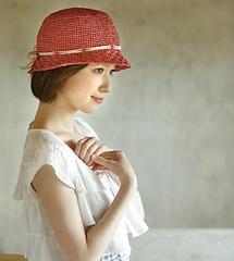 cappelli a maglia o all'uncinetto cloche