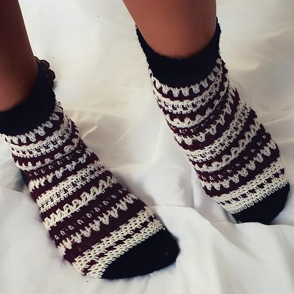 Holiday Socks di Catalina Ungureanu