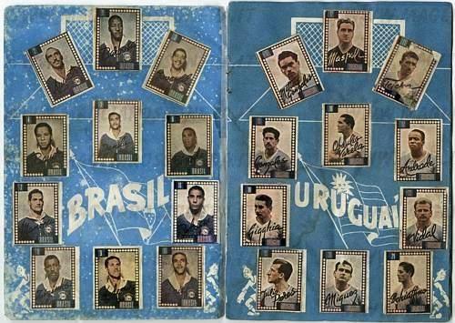 Mondiali in Brasile 1950