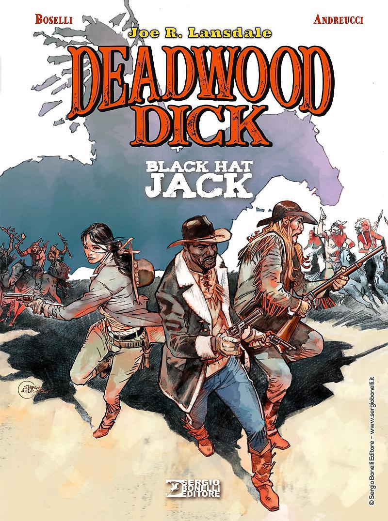 Deadwood Dick: novità da Sergio Bonelli