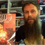 Matteo Casali presenta K-11 Volume 2