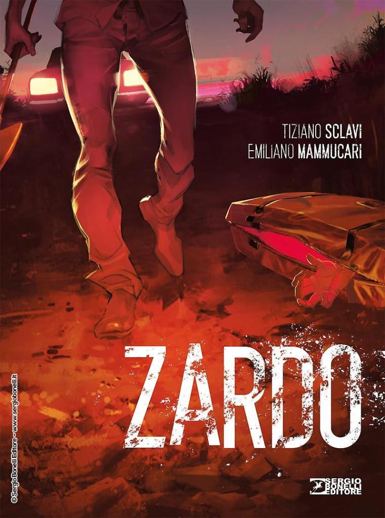 Zardo - Tiziano Sclavi cover