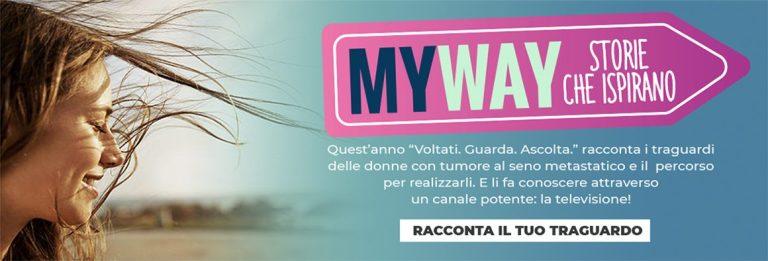 """""""My Way – Storie che ispirano"""", in autunno Paola Marella condurrà su La7d il documentario"""