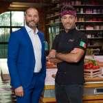 """""""Gino cerca chef"""", arriva il masterchef secondo NOVE con Gino D'Acampo"""