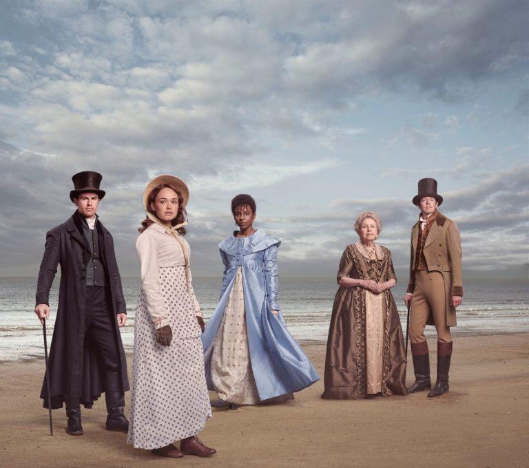 """""""Sanditon"""", dal romanzo incompiuto di Jane Austen l'esclusiva miniserie su laF"""