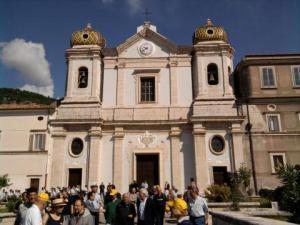 Cerreto Sannita: uno sguardo alla cattedrale della santissima trinità