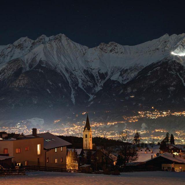 Città e montagna, Innsbruck vacanza da sogno e da sognare