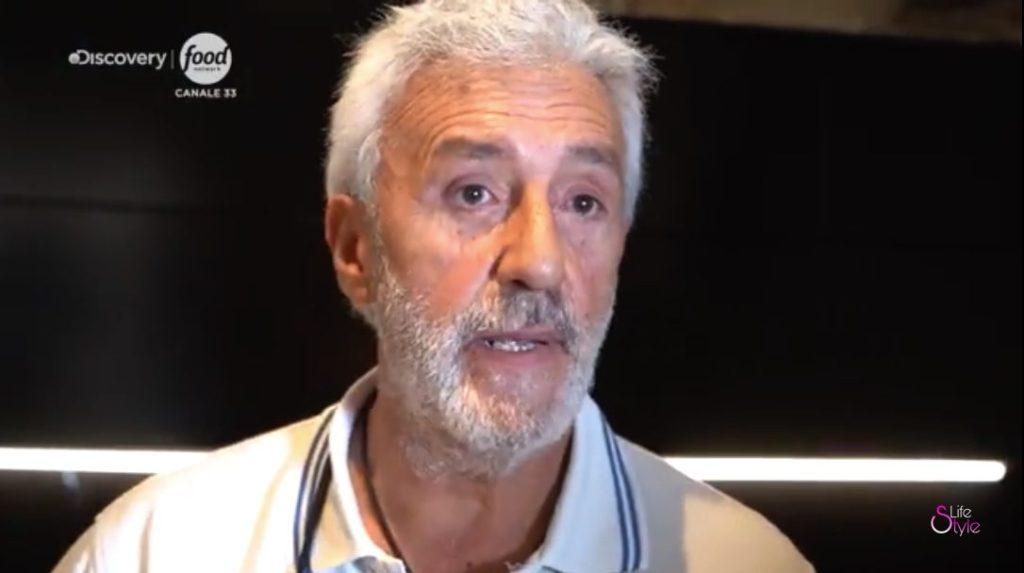 Patrizio Rispo in Ciak in cucina su Food Network