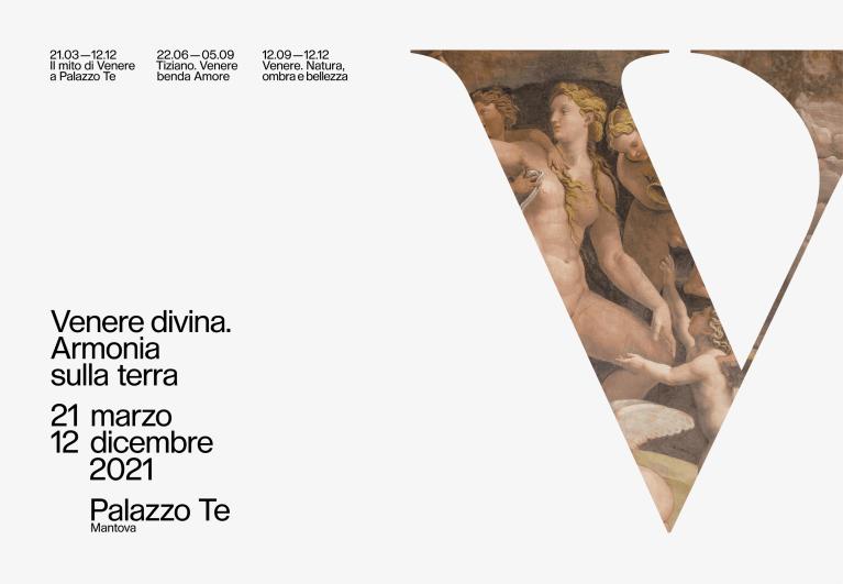 """""""Venere divina – Armonia sulla terra"""", la prestigiosa mostra a Palazzo Te di Mantova"""