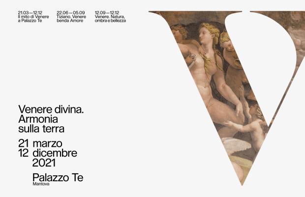 Venere Divina Armonia sulla terra a Palazzo Te Mantova